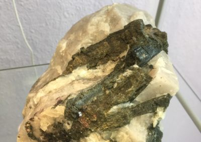 Tourmaline In Matrix