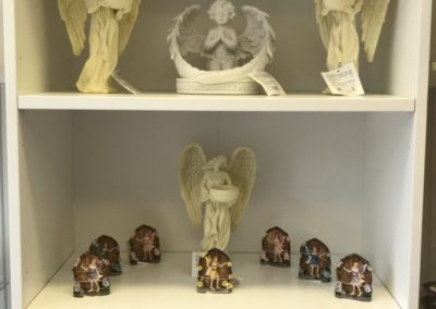 Angels Candle Holders / Fairies